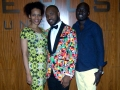 Undefinable Vision - Designer Zeddie Loky and Friends at Chibase Productions Launch Event @ Stone Rose NYC