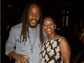 Undefinable Vision - Wayne Marshall & Ms. Ecton at Chibase Productions Launch Event @ Stone Rose NYC