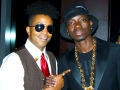 Undefinable Vision - Tabou TMF aka Undefinable One & Michael Blackson at Chibase Productions Launch Event @ Stone Rose NYC