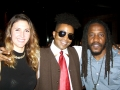 Undefinable VisionWayne Marshall & Ms. Ecton at Chibase Productions Launch Event @ Stone Rose NYC