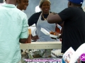 Vendors and Patrons at The 4th Annual Grace Jamaican Jerk Festival