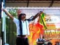 Maxi Priest performing at The 4th Annual Grace Jamaican Jerk Festival in New York City