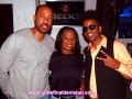Undefinable Vision - Co-Producer Jason, Ebony & Tabou TMF aka Undefinable One at Undefinable Productions 2nd Annual Icons & Rebels Soulcase