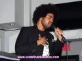 Undefinable Vision - Lonie Rock performing live at Undefinable Productions 2nd Annual Icons & Rebels Soulcase