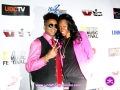 "Undefinable Vision - Undefinable One aka Tabou TMF and The Official Tashera Simmons ""MRS DMX"" at The 6th Annual Ocktoberfest Music & Film Festival in NYC @ Stage 48"