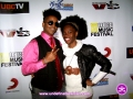 Undefinable Vision - Tabou TMF aka Undefinable One & Fiona at The 6th Annual Ocktoberfest Music & Film Festival in NYC @ Stage 48