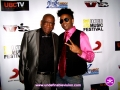 Undefinable Vision - John Blassingame Ceo of New Day Associates & Host / Producer Tabou TMF aka Undefinable One at The 6th Annual Ocktoberfest Music & Film Festival in NYC @ Stage 48