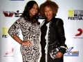 Undefinable Vision - Lucinda Cross & Vanessa Cunningham at The 6th Annual Ocktoberfest Music & Film Festival in NYC @ Stage 48